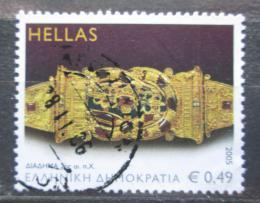 Poštovní známka Øecko 2005 Zlatý šperk Mi# 2276
