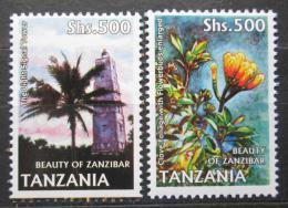 Poštovní známky Tanzánie 2006 Krásy Zanzibaru Mi# 4401-02