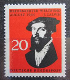 Poštovní známka Nìmecko 1964 Jan Kalvín Mi# 439