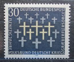 Poštovní známka Nìmecko 1969 Køíže Mi# 586