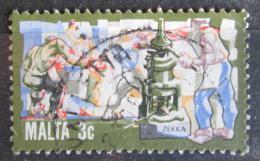 Poštovní známka Malta 1981 Ražba mincí Mi# 639