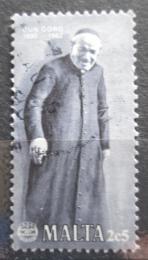 Poštovní známka Malta 1980 Dun Gorg Preca Mi# 614
