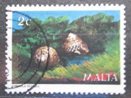 Poštovní známka Malta 1979 Mušle Mi# 599