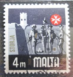 Poštovní známka Malta 1973 Dìjiny Mi# 458