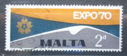 Poštovní známka Malta 1970 EXPO Osaka Mi# 409