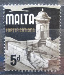 Poštovní známka Malta 1970 Stará pevnost Mi# 412