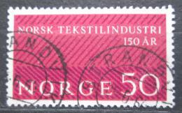 Poštovní známky Norsko 1963 Textilní prùmysl, 150. výroèí Mi# 502