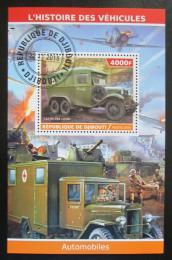 Poštovní známka Džibutsko 2015 Èervený køíž Mi# N/N