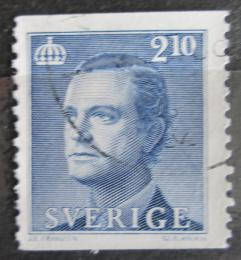 Poštovní známka Švédsko 1986 Král Karel XVI. Gustav Mi# 1369