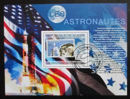 Poštovní známka Guinea 2009 Prùzkum vesmíru Mi# Block 1777 Kat 10€
