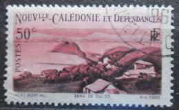 Poštovní známka Nová Kaledonie 1948 Sanatorium Ducas Mi# 329