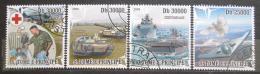 Poštovní známky Svatý Tomáš 2009 NATO, 60. výroèí Mi# 4098-4101 Kat 11€