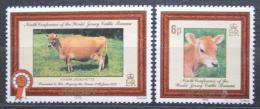 Poštovní známky Jersey, Velká Británie 1979 Skot Mi # 196-97