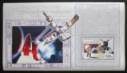 Poštovní známky Kongo Dem. 2006 Prùzkum vesmíru DELUXE Mi# N/N