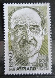 Poštovní známka Francie 1981 Louis Armand, vìdec Mi# 2265
