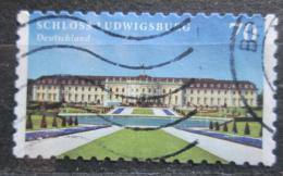 Poštovní známka Nìmecko 2017 Zámek Ludwigsburg Mi# 3312