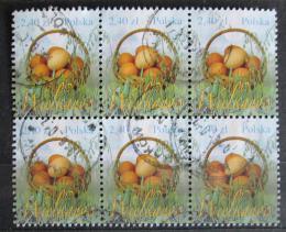 Poštovní známky Polsko 2010 Velikonoèní vajíèka blok Mi# 4475 Kat 10.20€