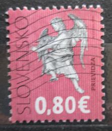 Poštovní známka Slovensko 2012 Andìl Mi# 675