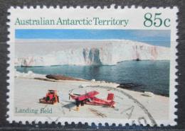 Poštovní známka Australská Antarktida 1984 Pøistávací plocha Mi# 70