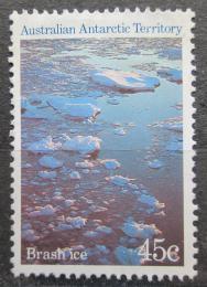 Poštovní známka Australská Antarktida 1985 Ledové kry Mi# 68