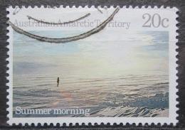 Poštovní známka Australská Antarktida 1987 Letní ráno Mi# 76