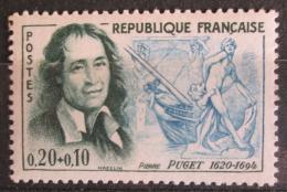 Poštovní známka Francie 1961 Pierre Puget, malíø Mi# 1350
