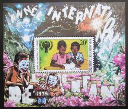 Poštovní známka Džibutsko 1979 Mezinárodní rok dìtí Mi# Block 1 A Kat 12€
