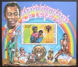 Poštovní známka Džibutsko 1979 Mezinárodní rok dìtí Mi# Block 2 A Kat 12€