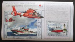 Poštovní známky Kongo Dem. 2006 Záchranáøi DELUXE Mi# N/N