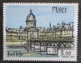Poštovní známka Francie 1978 Umìní, Bernard Buffet Mi# 2070