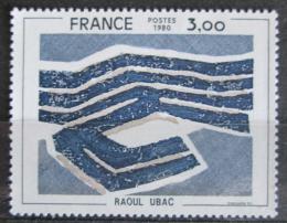 Poštovní známka Francie 1980 Umìní Mi# 2193