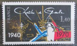 Poštovní známka Francie 1980 Umìní, Georges Mathieu Mi# 2228