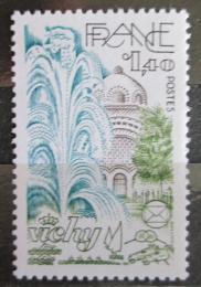 Poštovní známka Francie 1981 Termální láznì ve Vichy Mi# 2268