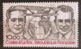 Poštovní známka Francie 1981 Piloti Mi# 2279 Kat 3.80€