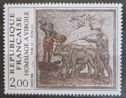 Poštovní známka Francie 1981 Mozaika Mi# 2293