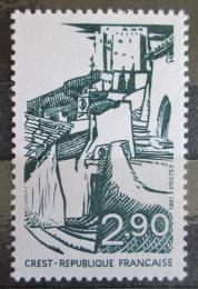 Poštovní známka Francie 1981 Crest Mi# 2294