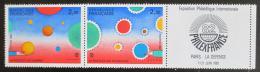 Poštovní známky Francie 1982 Výstava PHILEXFRANCE Mi# 2321-22 Kat 8€