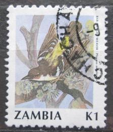 Poštovní známka Zambie 1991 Snovaè angolský Mi# 545