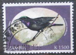 Poštovní známka Zambie 1994 Pták Mi# 639 Kat 6€