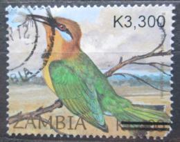 Poštovní známka Zambie 2007 Vlha Böhmova pøetisk Mi# 1589