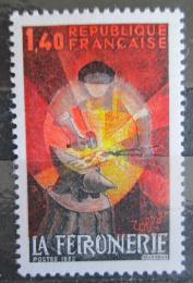 Poštovní známka Francie 1982 Umìlecký kováø Mi# 2328