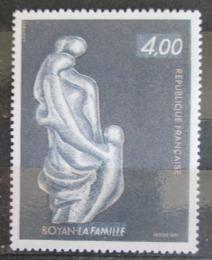Poštovní známka Francie 1982 Socha, Marc Boyan Mi# 2353