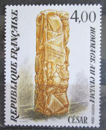Poštovní známka Francie 1984 Filmová cena César Mi# 2425
