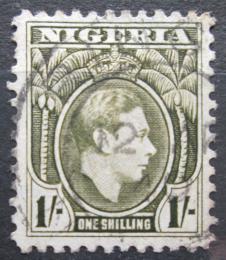 Poštovní známka Nigérie 1938 Král Jiøí VI. Mi# 58 A