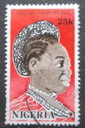 Poštovní známka Nigérie 1987 Tradièní úèes Mi# 509