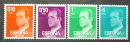 Poštovní známky Španìlsko 1977 Král Juan Carlos I. Mi# 2279-82
