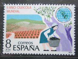 Poštovní známka Španìlsko 1979 Sbìr oliv Mi# 2449