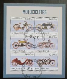 Poštovní známky Mosambik 2013 Motocykly Mi# 6462-67 Kat 10€ - zvětšit obrázek