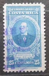 Poštovní známka Kostarika 1946 Prezident Aniceto Esquivel Sáenz Mi# 315