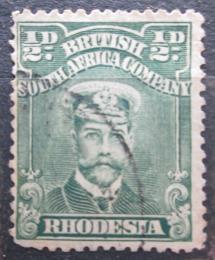 Poštovní známka Britská Jižní Afrika 1913 Král Jiøí V. Mi# 119